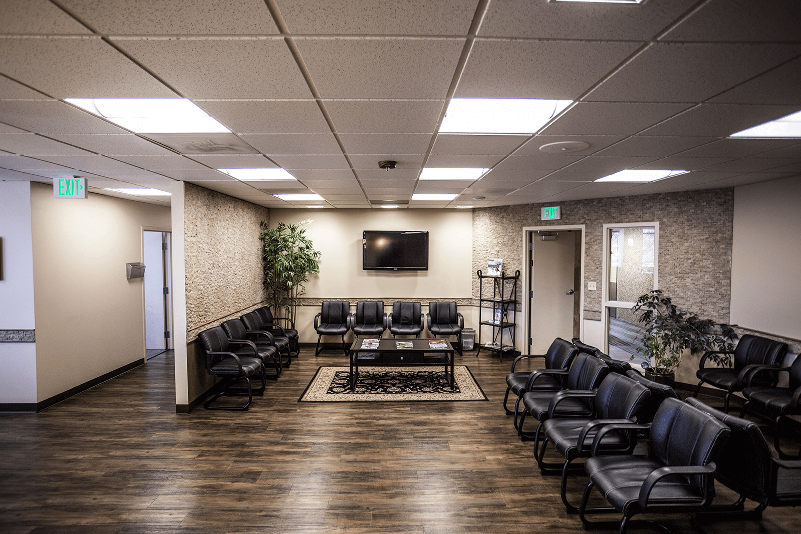 Colorado Primary Health and Wellness Waiting Room