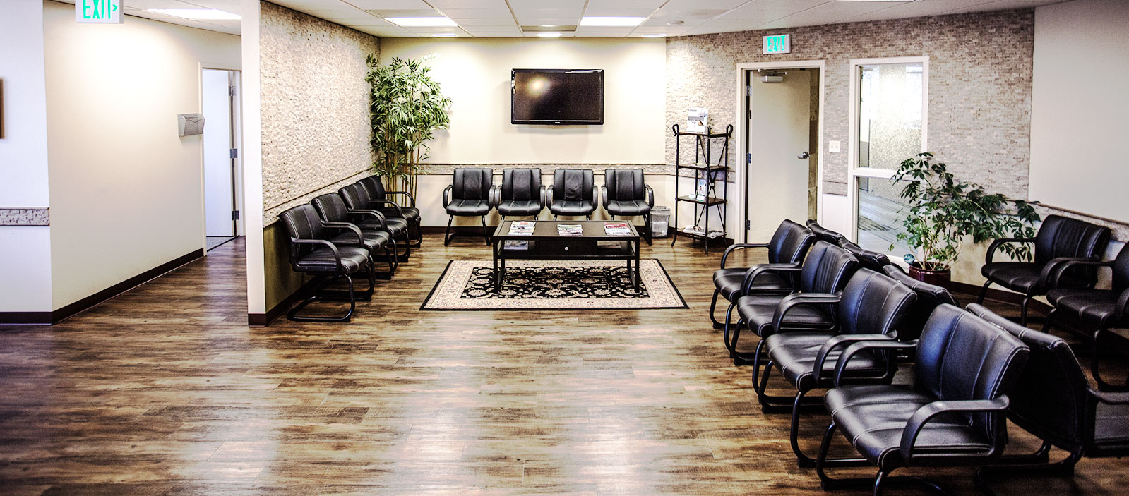 OnPoint Family Care: DTC Waiting Room